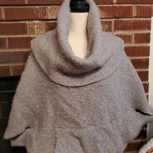 Lands End Alpaca Wool Sweater